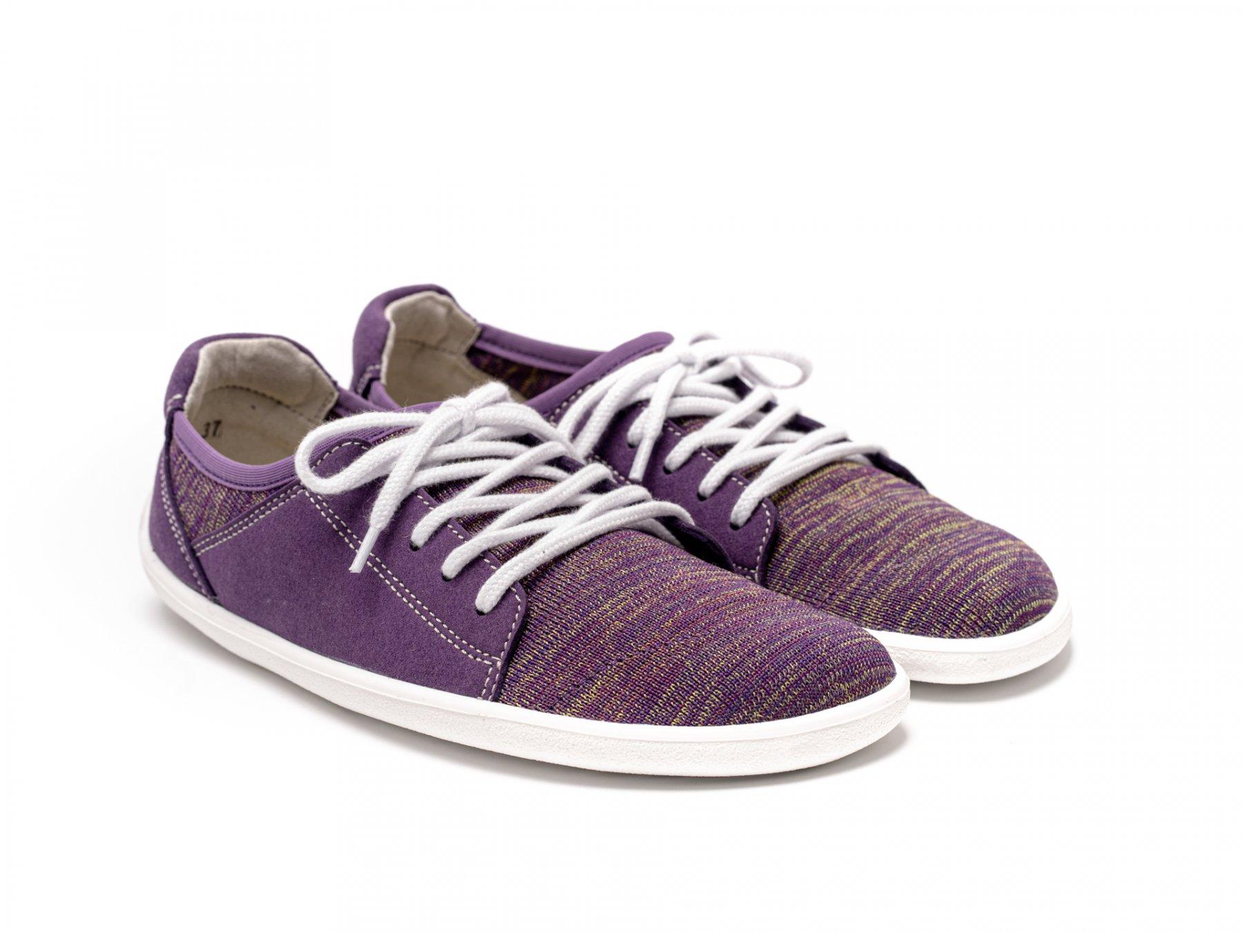Barfodssko fra Be Lenka - Ace Vegan Purple